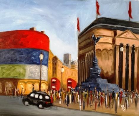 Picadilly Circus blog