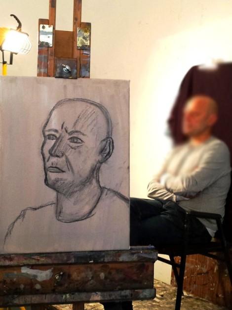 portrét I